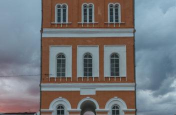 Муромская Водонапорная башня