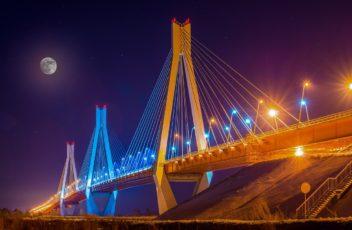 Вантовый мост через Оку в Муроме